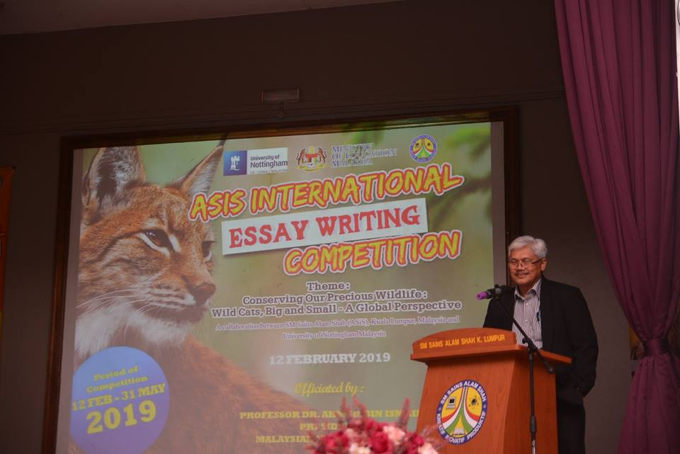 AIWC2019 | ASiS International Essay Writing Competition 2019